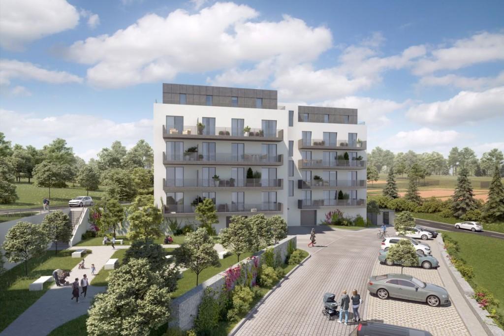 Nové byty Pelhřimov